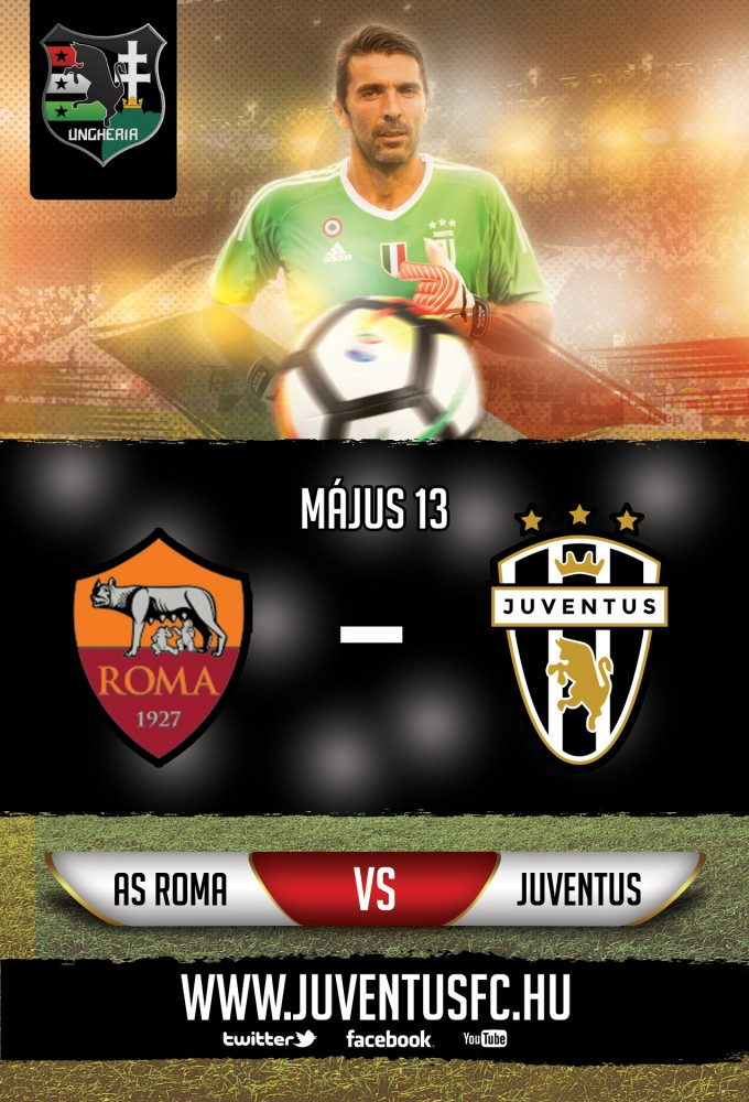 AS Roma - Juventus | május 13.
