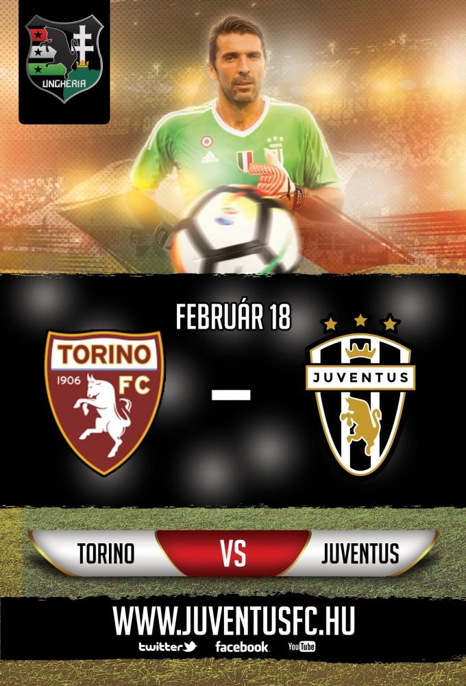 Torino - Juventus   február 18.