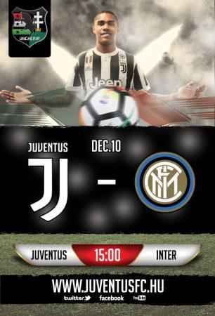 Juventus - Inter | december 10.