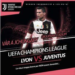 Lyon  - Juventus