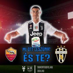 AS Roma - Juventus
