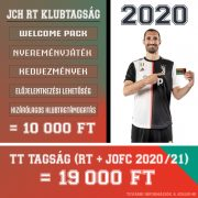 JCH RT & TT tagság 2020