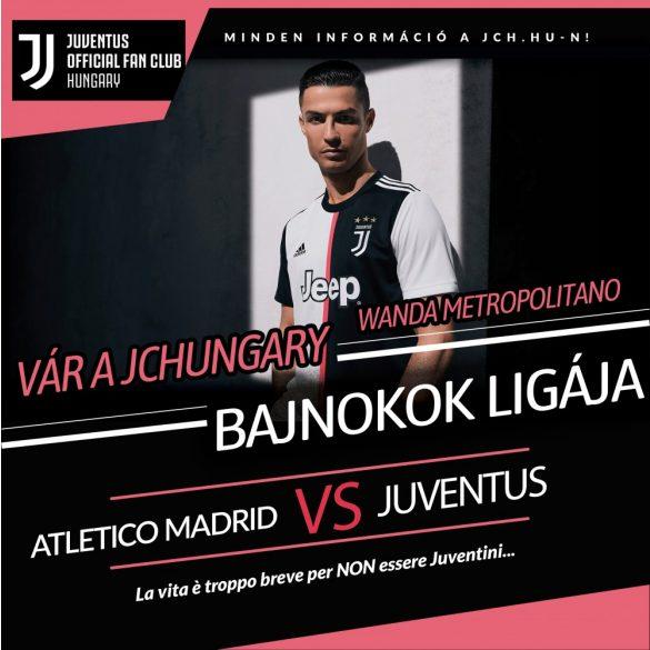 Atletico Madrid - Juventus