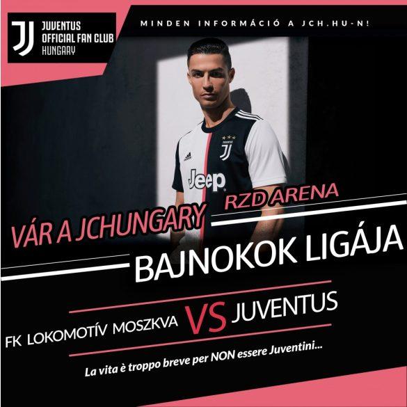 FK Lokomotív Moszkva - Juventus