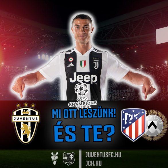 Juventus - Udinese & Atletico Madrid