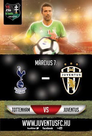 Tottenham - Juventus | március 6.