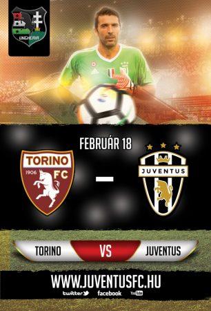 Torino - Juventus | február 18.