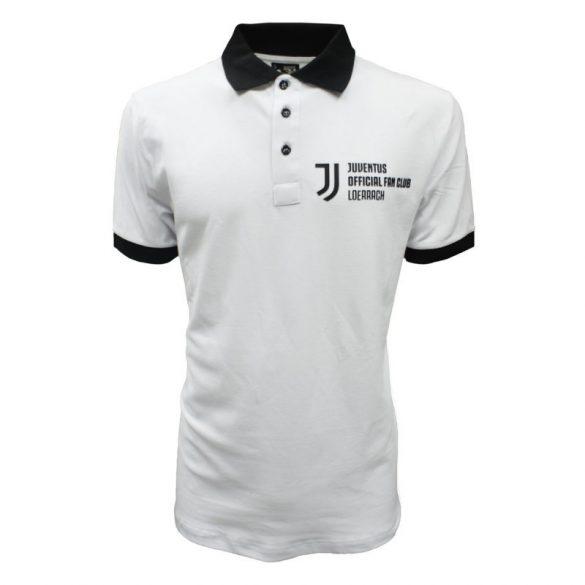 Juventus hivatalos galléros póló