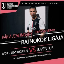 Bayer Leverkusen - Juventus