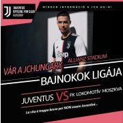 Juventus - FK Lokomotív Moszkva